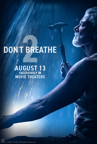 Don't Breathe 2 (2021) Main Poster