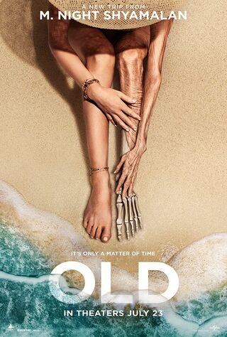 Old (2021) Main Poster