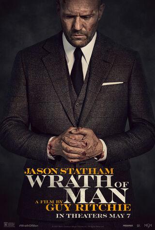 Wrath Of Man (2021) Main Poster