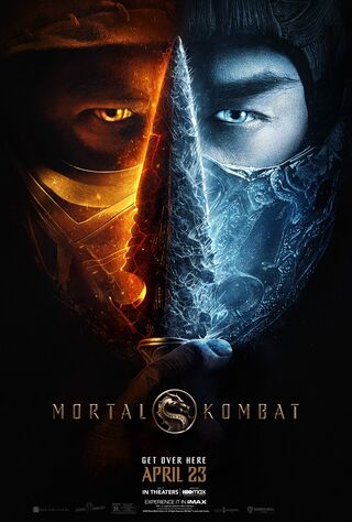 Mortal Kombat (2021) Main Poster
