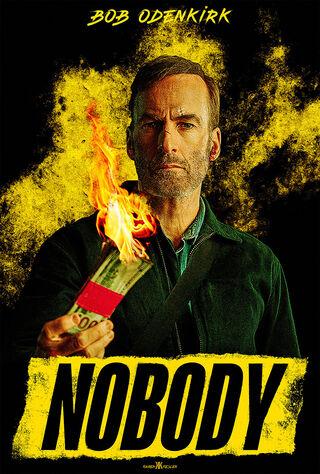 Nobody (2021) Main Poster