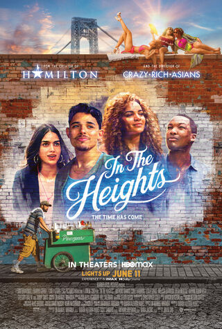 In The Heights (2021) Main Poster