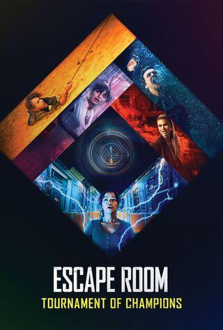 Escape Room: Tournament Of Champions (2021) Main Poster