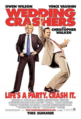 Wedding Crashers (2005) Main Poster