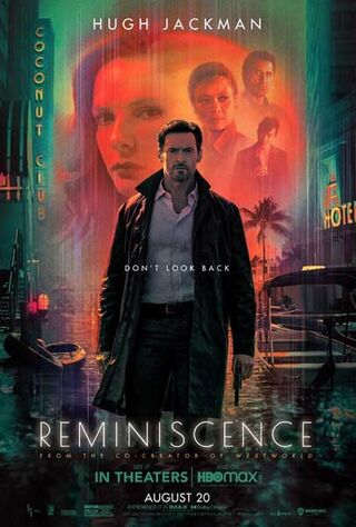 Reminiscence (2021) Main Poster