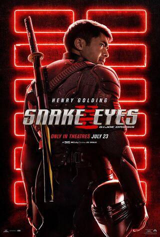 Snake Eyes (2021) Main Poster