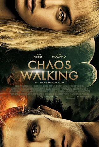Chaos Walking (2021) Main Poster