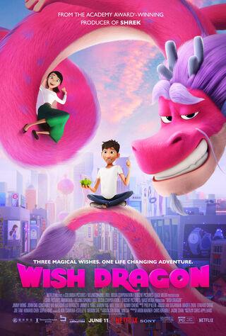 Wish Dragon (2021) Main Poster