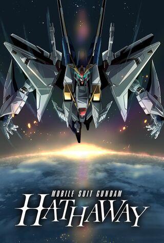Mobile Suit Gundam: Hathaway (2021) Main Poster