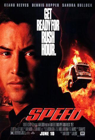 Speed (1994) Main Poster