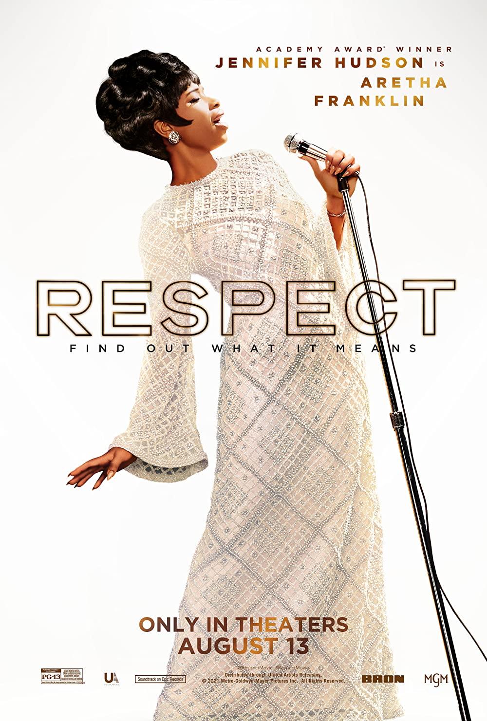 Respect (2021) Main Poster