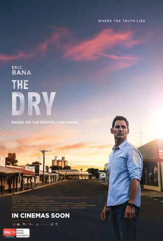 The Dry (2021) Main Poster