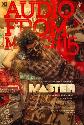 Master (2021) Main Poster
