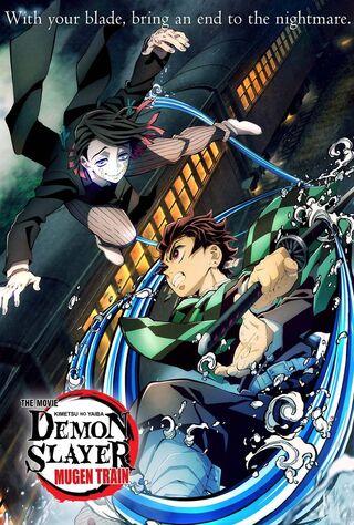 Demon Slayer: Mugen Train (2021) Main Poster