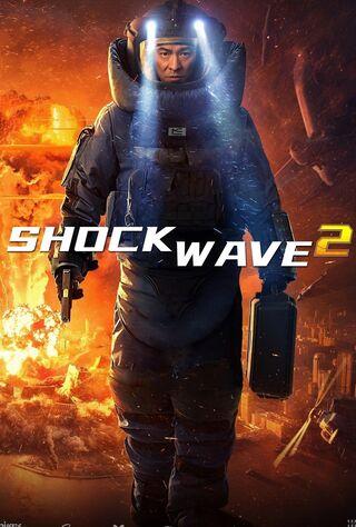 Shock Wave 2 (2020) Main Poster
