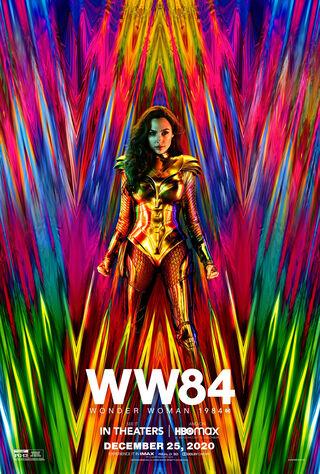 Wonder Woman 1984 (2020) Main Poster