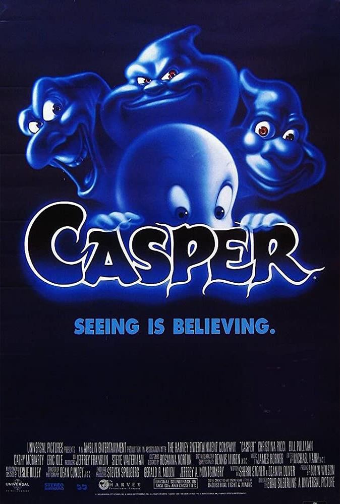 Casper (1995) Poster #1