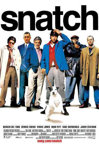 Snatch (2001) Main Poster