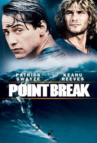 Point Break (1991) Main Poster