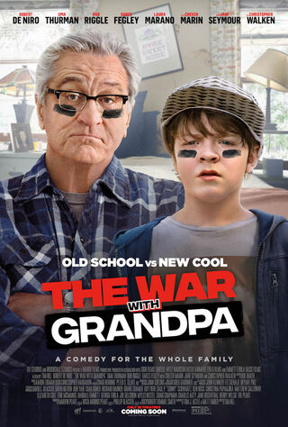 The War With Grandpa (2020) Main Poster
