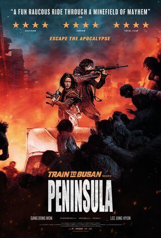 Train To Busan Presents: Peninsula (2020) Main Poster