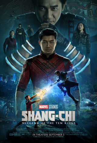 Shang-Chi And The Legend Of The Ten Rings (2021) Main Poster