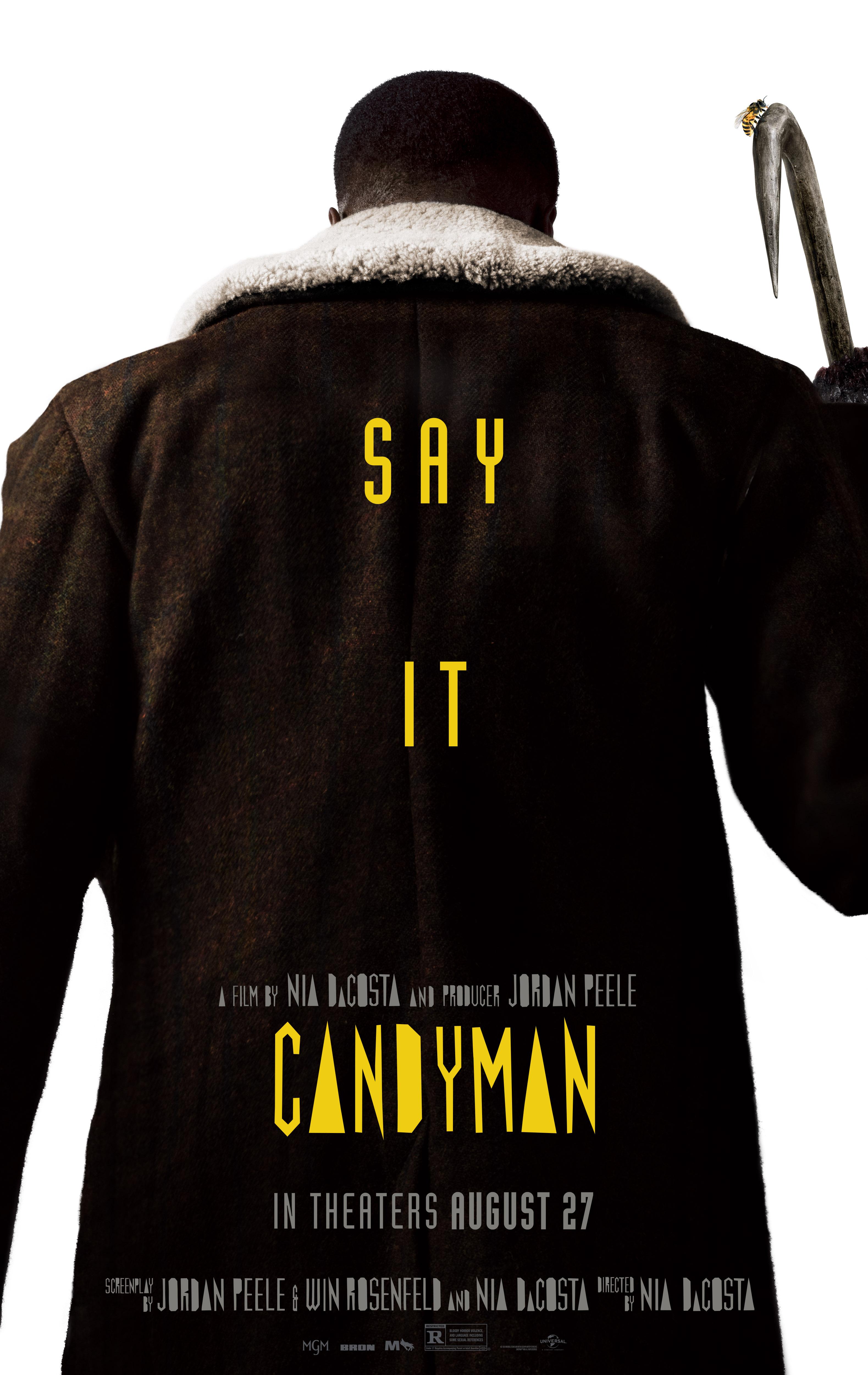 Candyman (2021) Main Poster