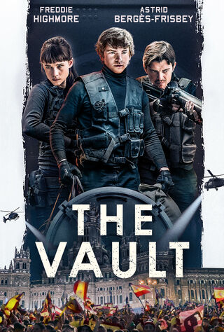 The Vault (2021) Main Poster