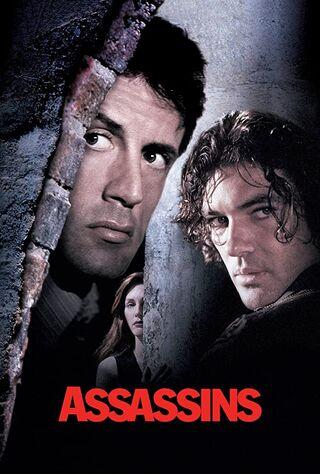 Assassins (1995) Main Poster