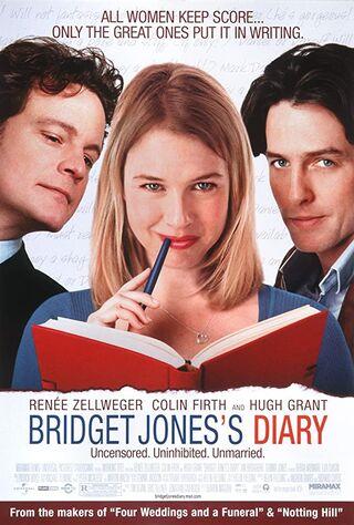 Bridget Jones's Diary (2001) Main Poster