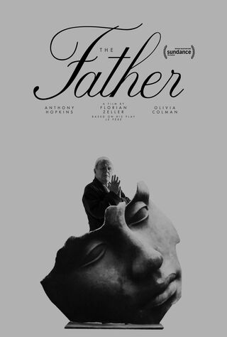 The Father (2020) Main Poster