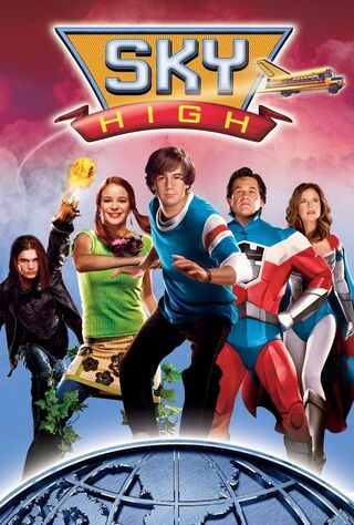 Sky High (2005) Main Poster