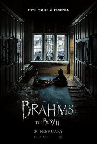 Brahms: The Boy II (2020) Main Poster