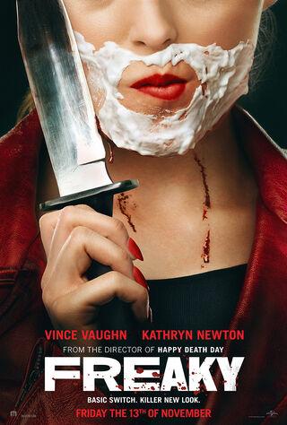 Freaky (2020) Main Poster