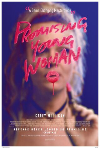 Promising Young Woman (2020) Main Poster