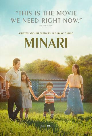 Minari (2020) Main Poster