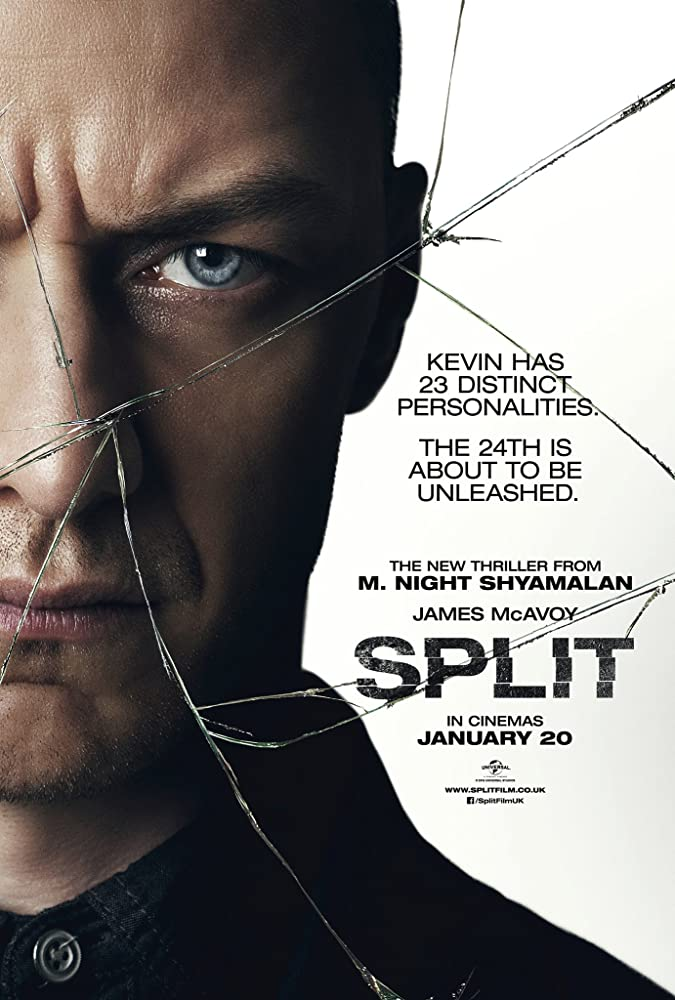 Split (2017) Main Poster