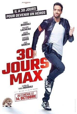 30 Jours Max (2020) Main Poster