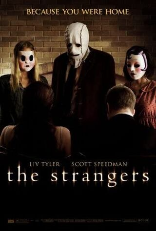 The Strangers (2008) Main Poster