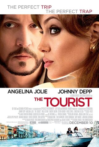 The Tourist (2010) Main Poster
