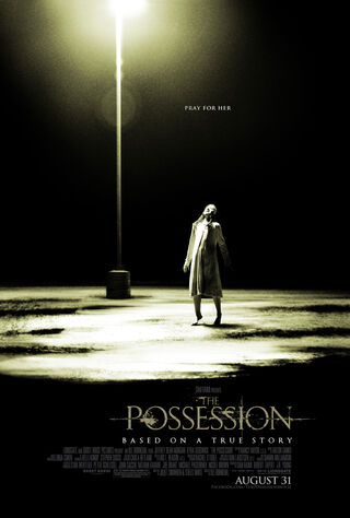 The Possession (2012) Main Poster