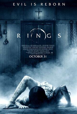 Rings (2017) Main Poster