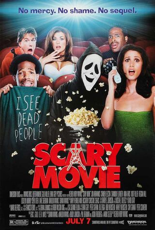 Scary Movie (2000) Main Poster