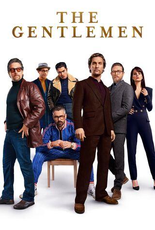 The Gentlemen (2020) Main Poster