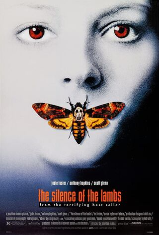 The Silence of the Lambs (1991) Main Poster