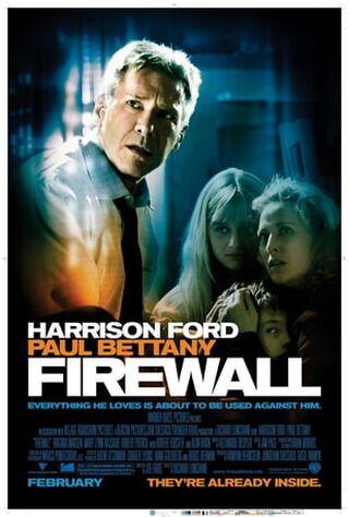 Firewall (2006) Main Poster