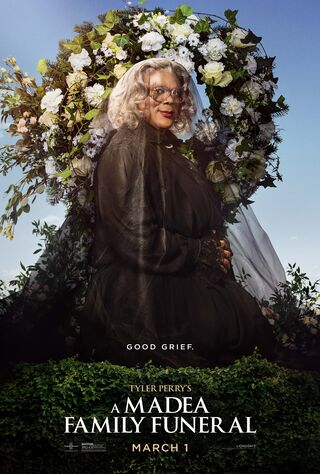 A Madea Family Funeral (2019) Main Poster