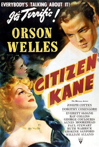 Citizen Kane (1941) Main Poster