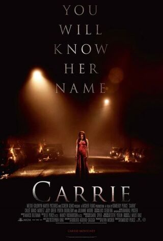 Carrie (2013) Main Poster