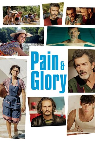 Pain And Glory (2019) Main Poster